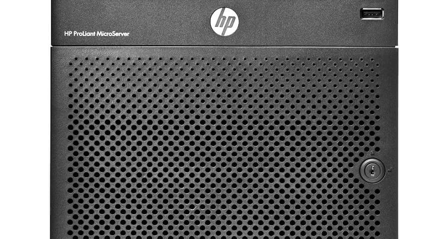HP ProLiant Microserver N40L Check