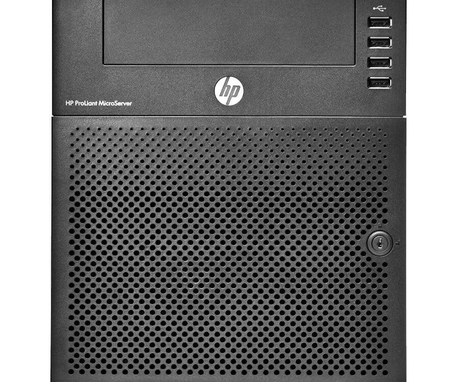 HP ProLiant Microserver N40L Check