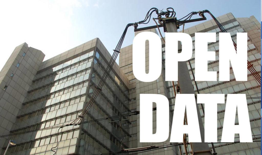 Open Data Bonn - Auftaktveranstaltung - Damian Paderta