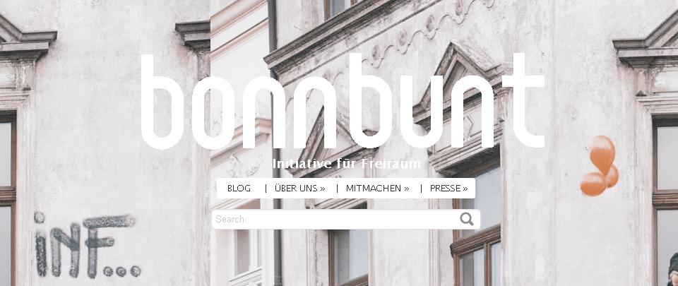 BonnBunt ist online!