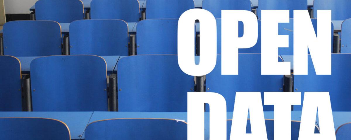 Vortrag zu OpenData in Nürnberg