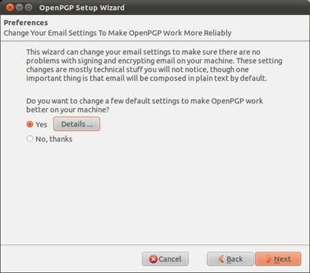 Email-Verschlüsselung mit PGP