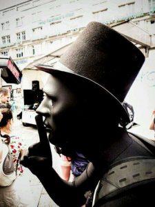 #STOP WATCHING US - Demo in Köln