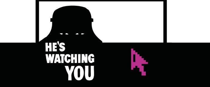 überwachungen im Internet