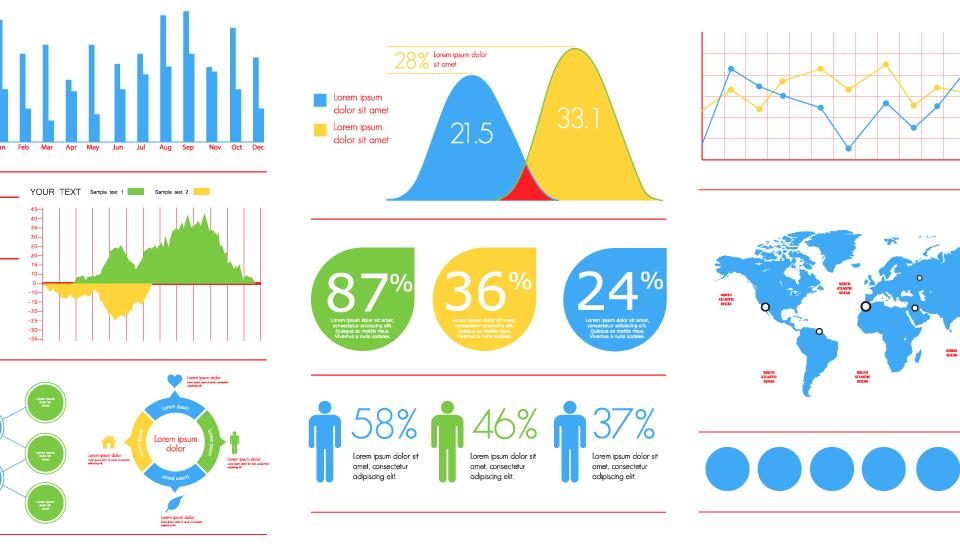 Datenvisualisierung - Tools im Netz