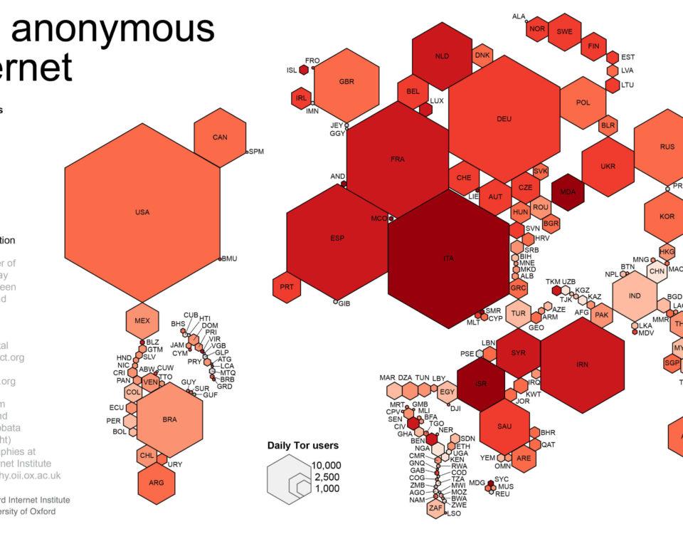 Das anonyme Internet