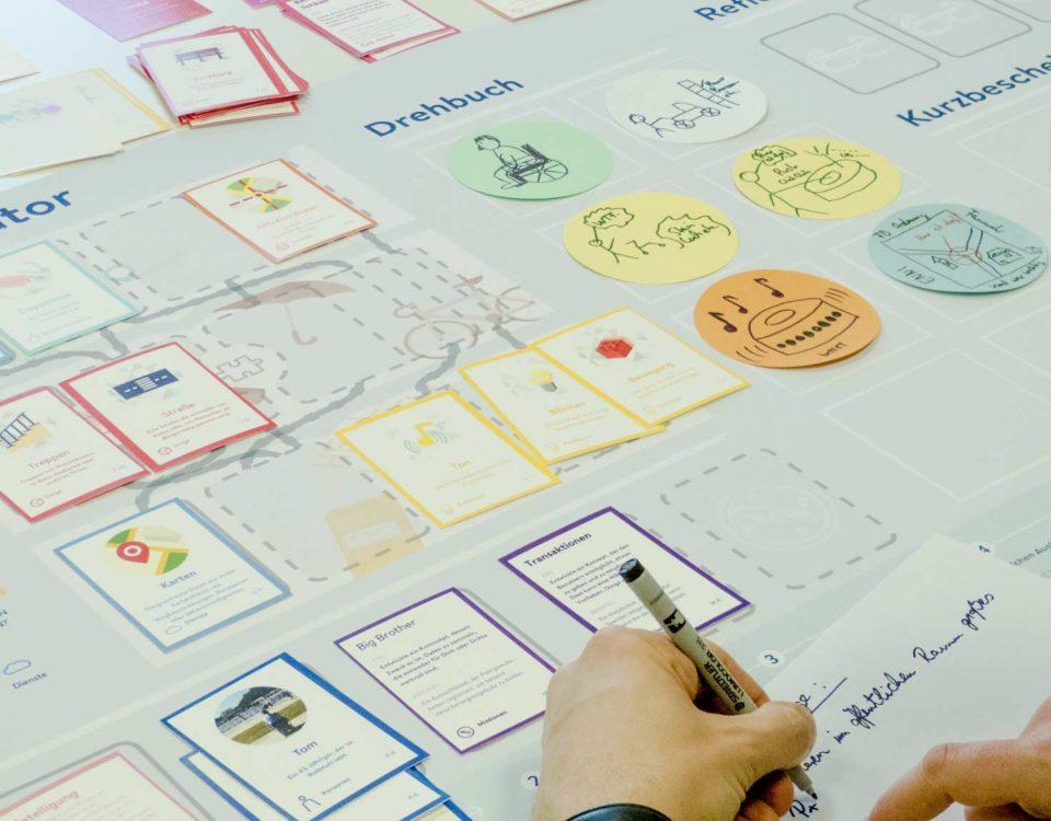 Ideen für das Internet der Dinge generieren mit Tiles IoT Toolkit