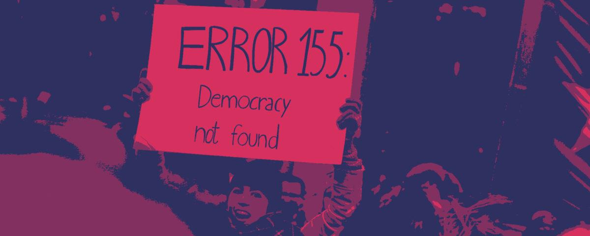 Demokratie oder die Herrschaft des Expertentums?